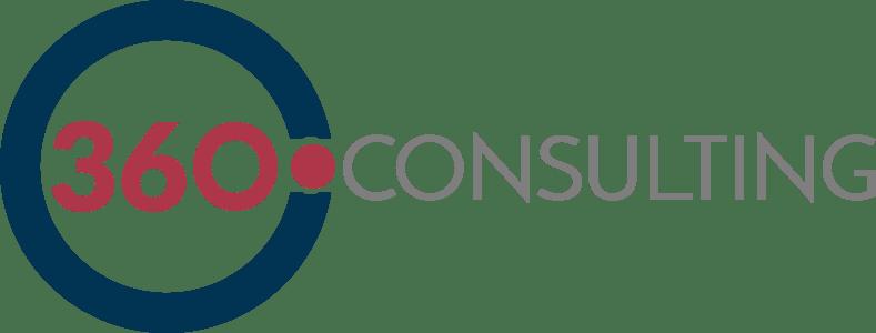 360 Consulting DFW Logo