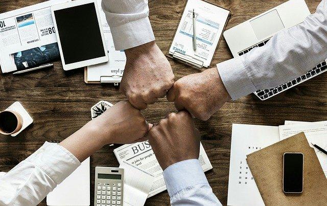 teamwork in sales