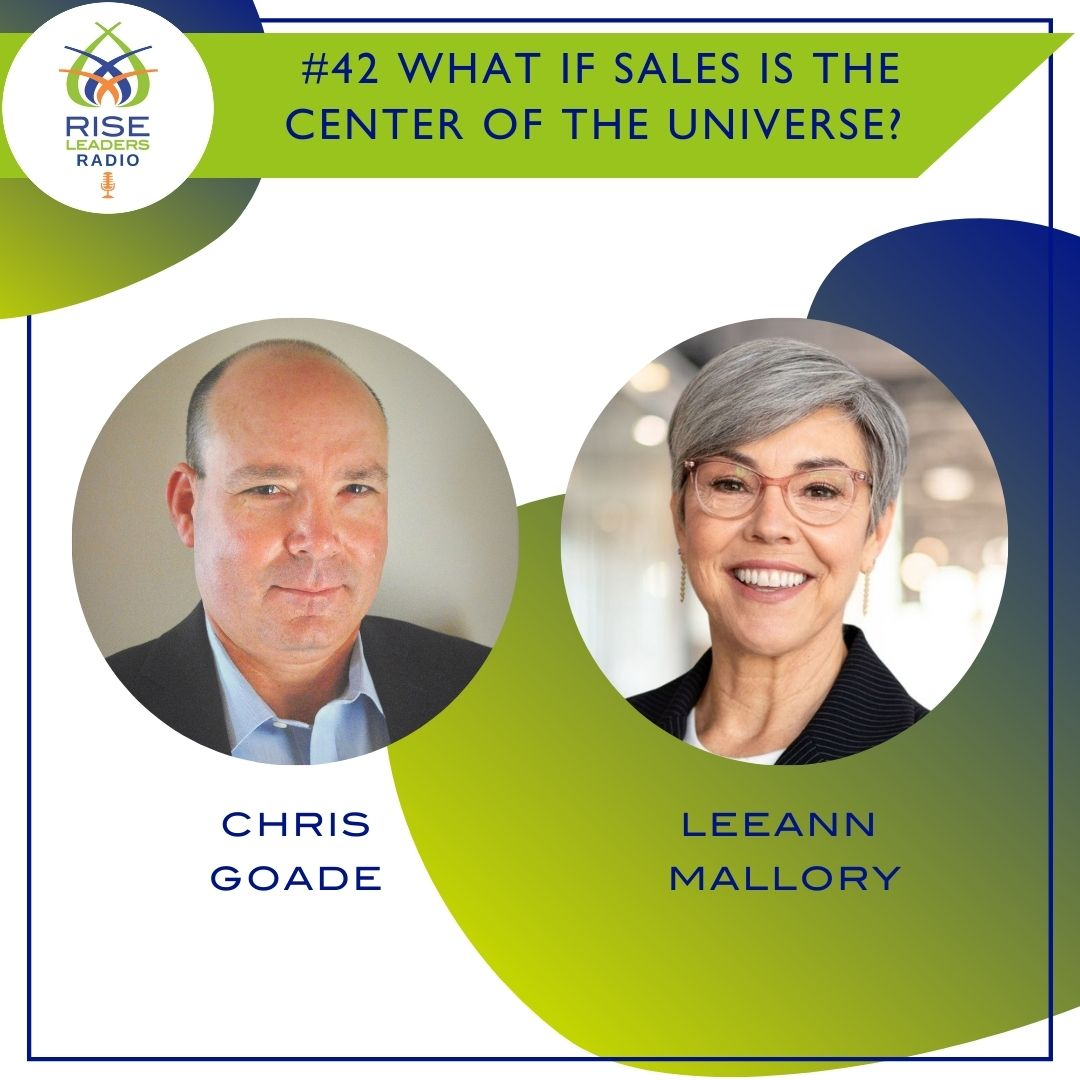 Podcast: What if Sales IS the Center of the Universe